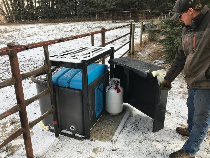 DU~AL Year Round Watering System