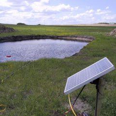 Floating Solar Pumps